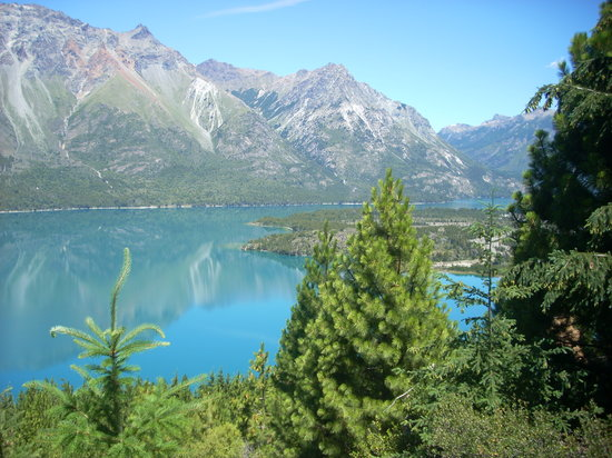 Province of Chubut, Argentina: Cholila Lake