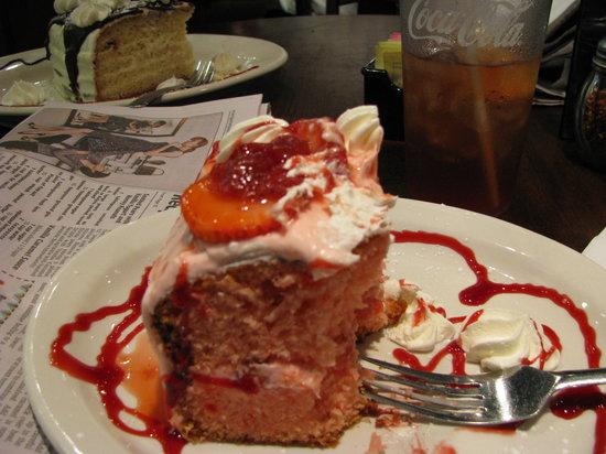 Joe italian strawberry cake recipe