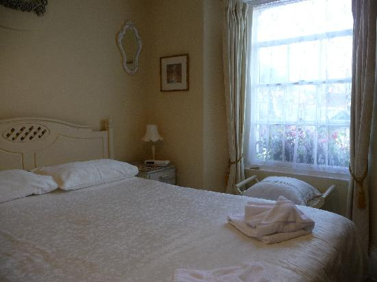 Croft House: Our double room