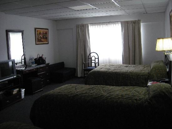 Embassy Hotel: Room 88