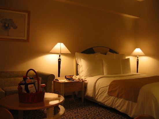 New World Makati Hotel: ホテルの部屋
