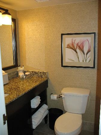 Downey, Californien: Bathroom