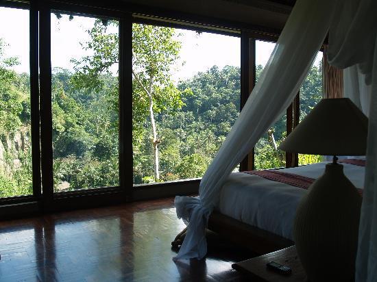 The Royal Pita Maha: Hill side villa with a stunnig view