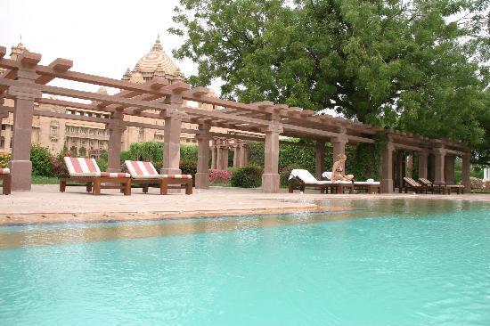 Umaid Bhawan Palace Jodhpur: Pool