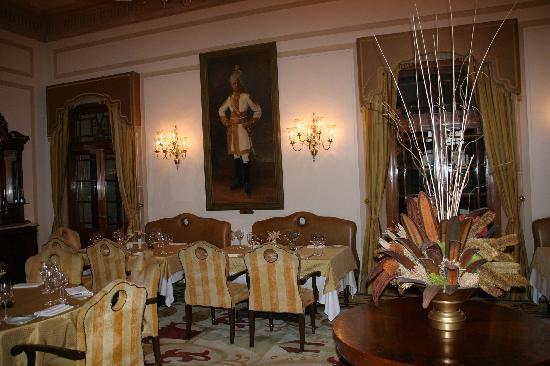 Umaid Bhawan Palace Jodhpur: Restaurant