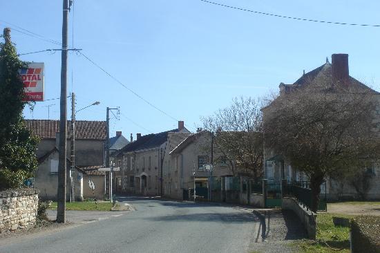 In the village of Barrou