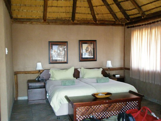 Hochland Nest: The room of the bush chalet