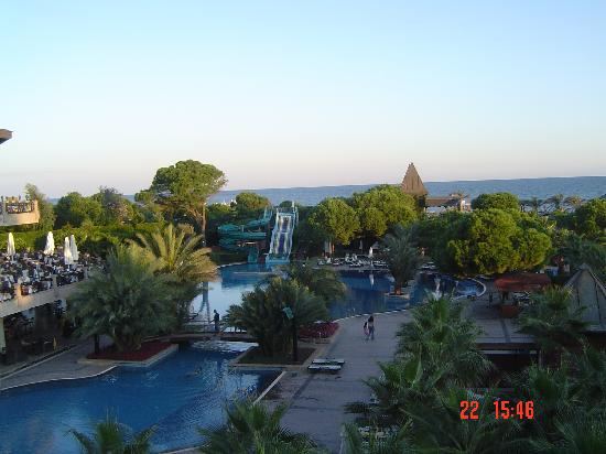 Papillon Zeugma Relaxury: View of main pool