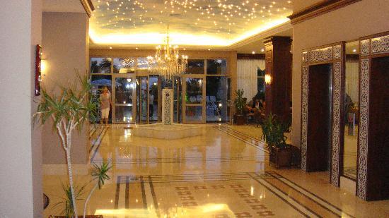 Gumuldur, Turkey: entrée de l'hôtel