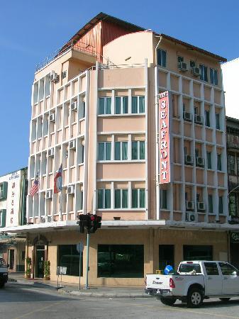 Hotel Seafront: Hotel facade