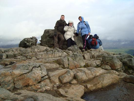 Aonach Mor House: On top of Aonach Mor