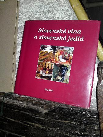 Penzion Stary Hostinec: Cookbook