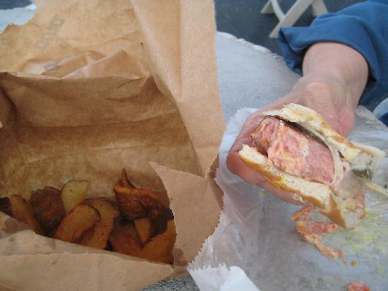 Willie's Fish Fry: That's a lot of baloney.
