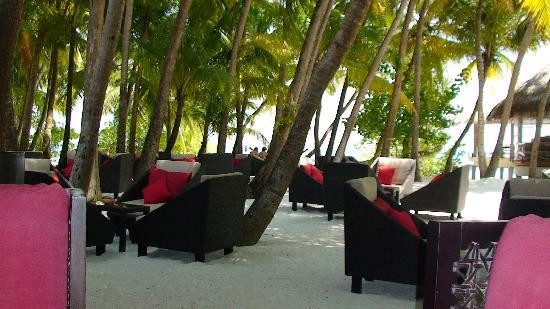 Baros Maldives: Sails bar