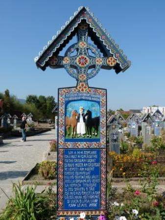 Sapanta, Romania: The Merry Cemetery story
