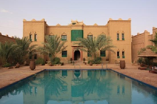 Kasbah Tizimi: L'aîle de la kasbah dans laquelle nous séjournions