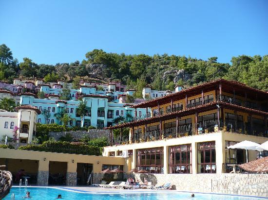 Caria Holiday Resort: resturant