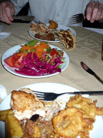Caria Holiday Resort: food