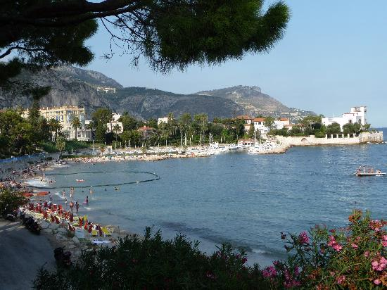 Hotel Royal-Riviera: Bucht