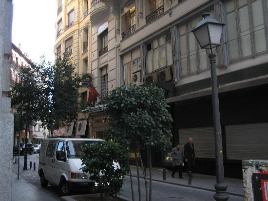 Best Western Arosa Madrid Picture Of Hotel Arosa