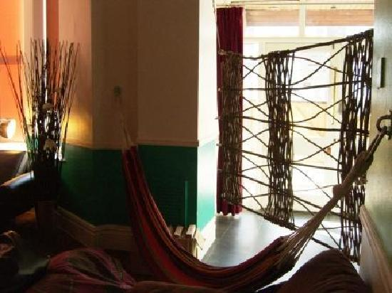 NosDa Hostel & Bar: ...with ethno-inspired loooks.