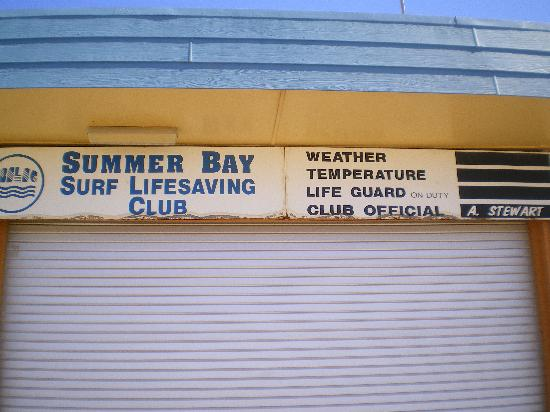 Palm Beach : Surf club
