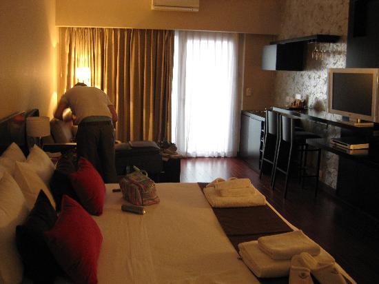 The Glu Hotel: Bedroom