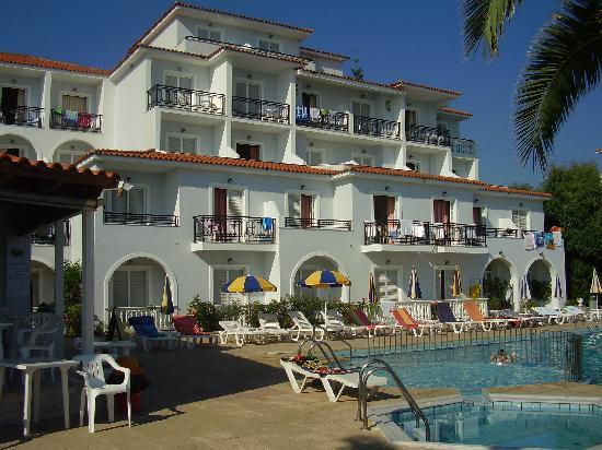 Chryssi Akti Hotel: hotel