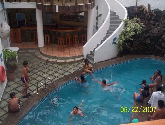 Grand Hotel Lobo de Mar: piscina  lobo  de  mar