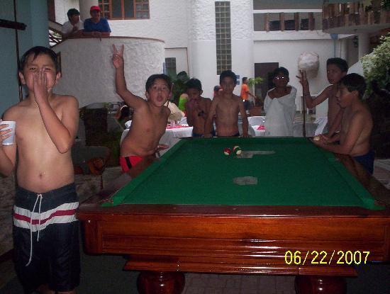 Grand Hotel Lobo de Mar: distracción  para  niños