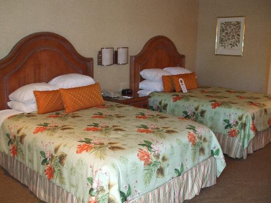 Candy Cane Inn: Room