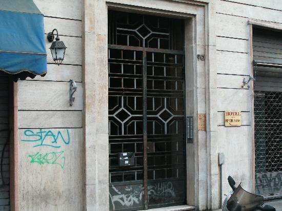 Principe Eugenio: The Front Door