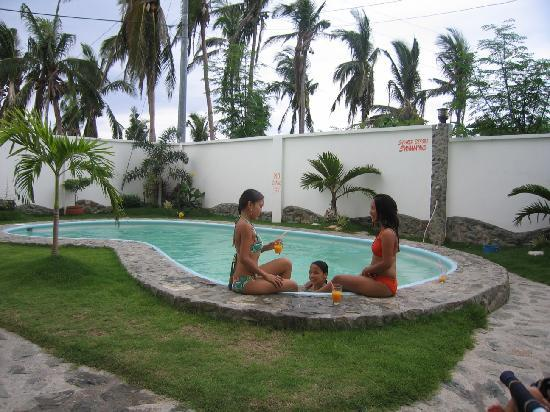Bayview Palm Hotel: THE SWIMMING POOL