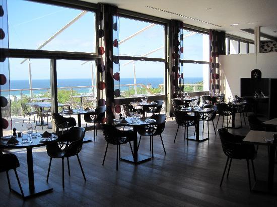 The Scarlet Hotel: Scarlet dining room