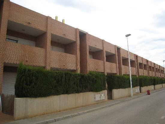 Hotel Lodomar Spa & Talasoterapia: View of apartments
