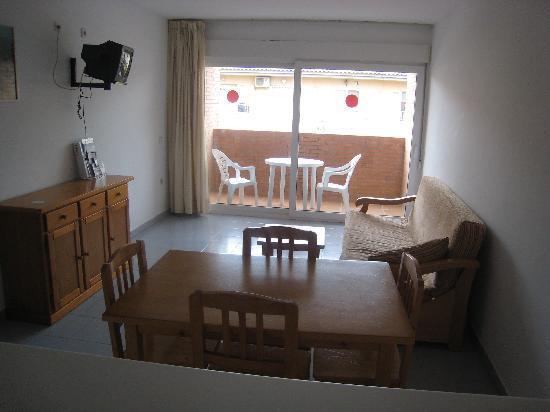Hotel Lodomar Spa & Talasoterapia: Inside apartment
