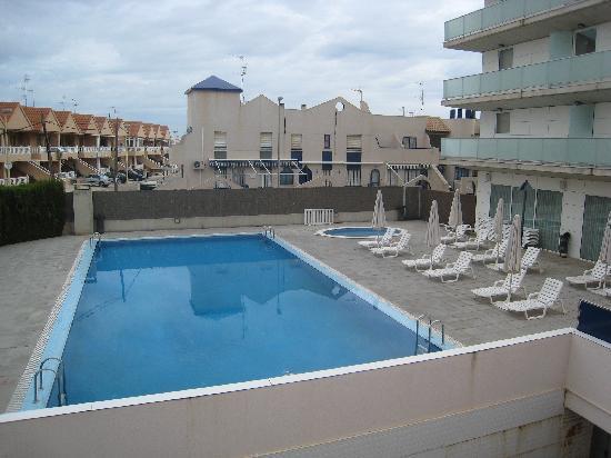 Hotel Lodomar Spa & Talasoterapia: Swimming pool