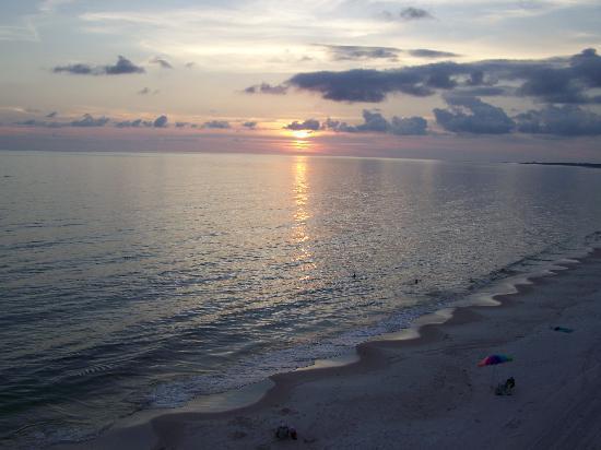 El Governor Motel: great sunsets