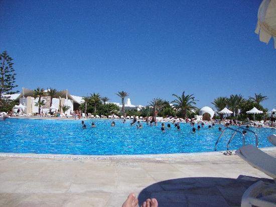 Club Iliade: piscina