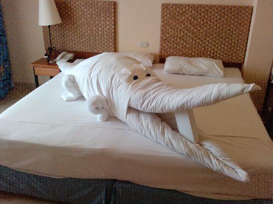 Resta Club Resort: sculpture 1