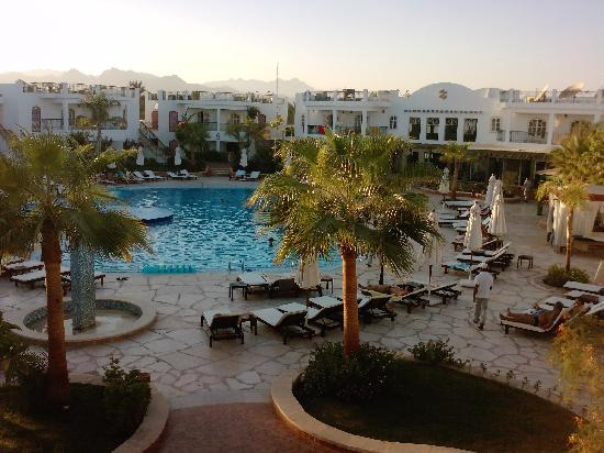 Resta Club Resort : View from our balcony