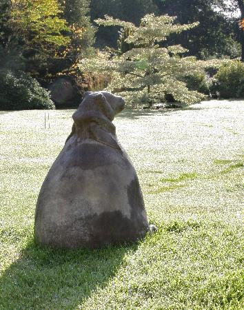 Hartwood House: I just loved this statue!