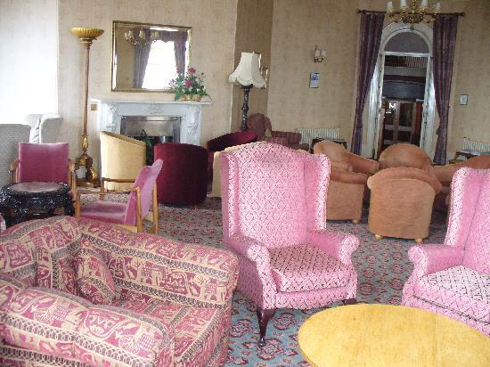 The Redcliffe Hotel: One of the lounges