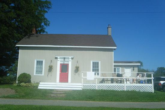 Warburton Corner Inn & Spa : The farm house that we stayed in.