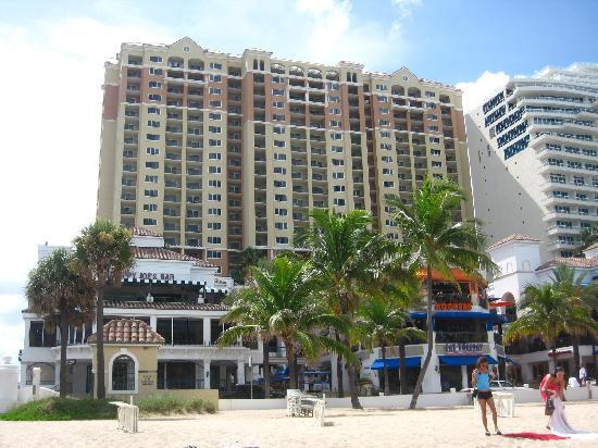 Marriott Beach Towers Resort Fort Lauderdale