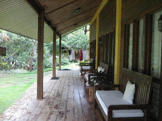 Busuanga Island Paradise: Veranda