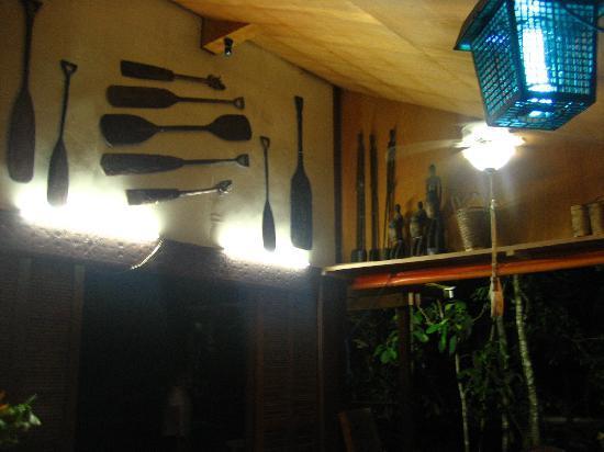 Busuanga Island Paradise: reception area