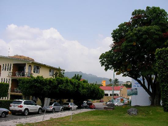 Oaxtepec, México: Club Dorado accomodations