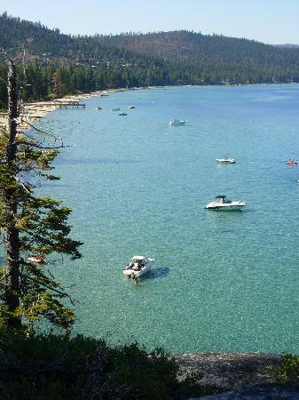 Tahoe Photographic Tours: Bliss park