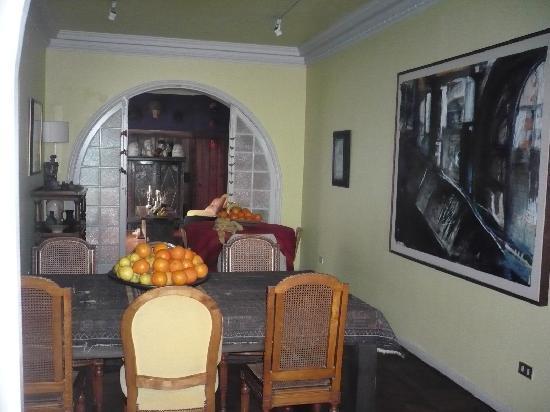 Casa Moro: Breakfast/Dining Room